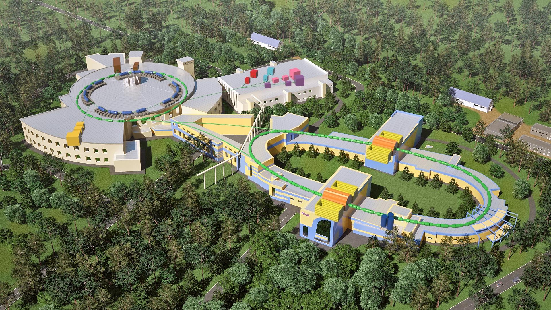Строительный проект коллайдера NICA в Дубне прошёл повторную госэкспертизу