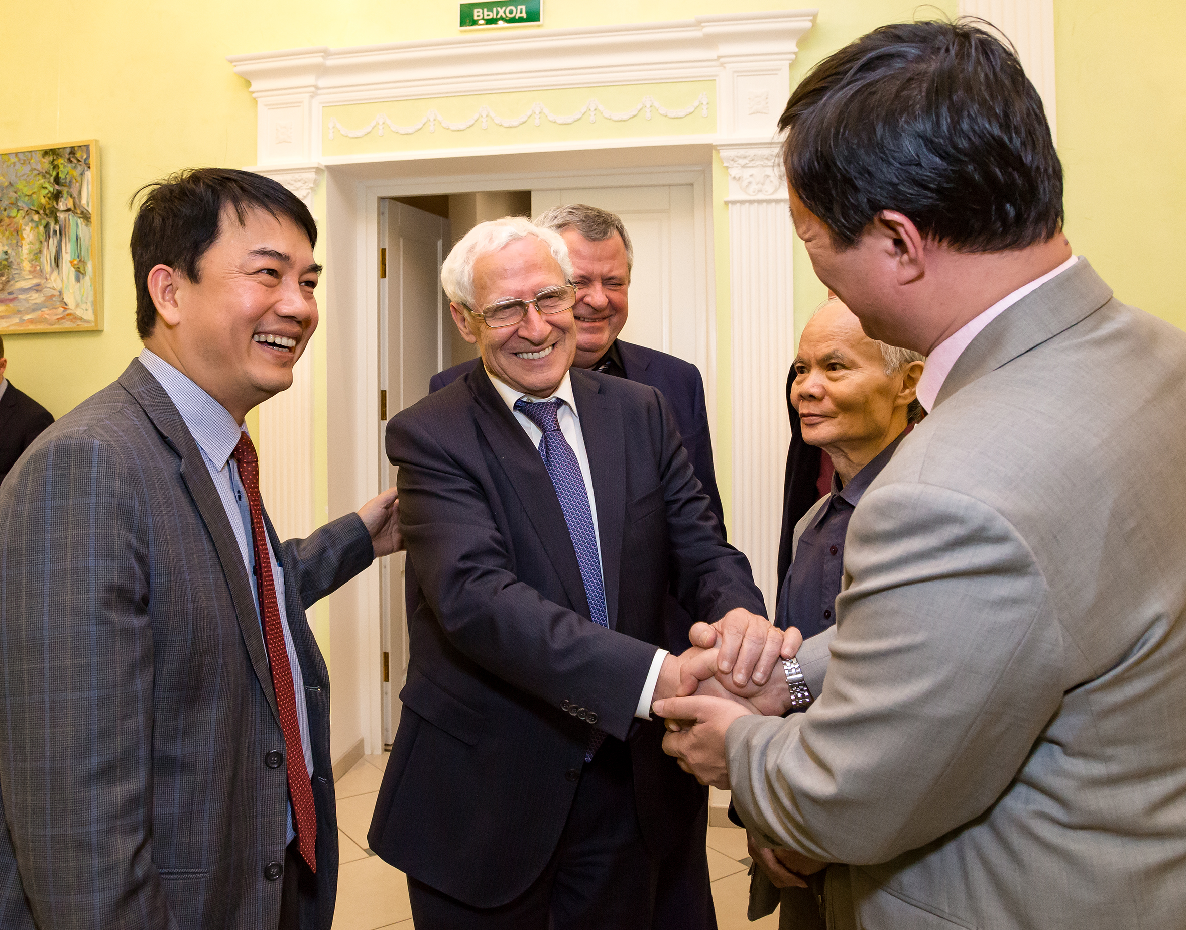 Extension Of Cooperation With Vietnam In The Field Of Education